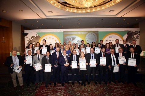 Greek Exports Awards 2015 – SYCHEM SA was awarded with the bronze prize  for the Top Manufacturing Companies of 2015