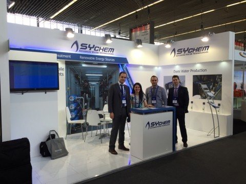 SYCHEM PARTICIPATED IN POWER GEN EUROPE 2015, JUNE 9-11
