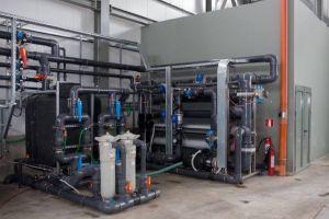 3. Industrial WWTP Cross-Flow MBR