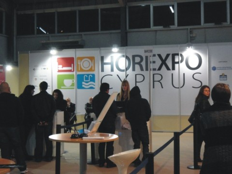SYCHEM SA and YDROMINOIKI SA participation in HOREXPO CYPRUS 2012