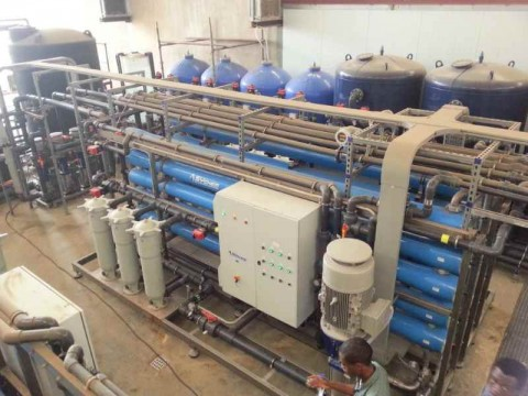 SUCCESSFUL COMMISSIONING OF ΤΗΕ FIRST PROJECT FOR THE PRODUCTION OF BOILER FEED WATER IN MAJOR FOOD INDUSTRY IN NIGERIA