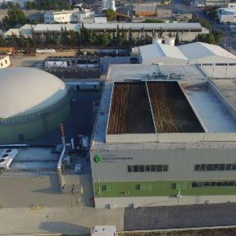 Εγκαινιάστηκε  ο Σταθμός Παραγωγής Ηλεκτρικής Ενέργειας από Βιοαέριο.