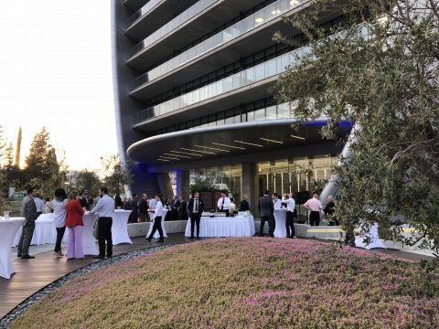 Εγκαίνια γραφείων Sychem Cyprus – Oval Limassol