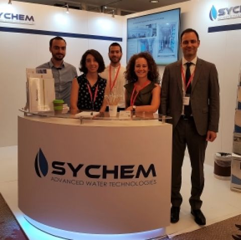 SYCHEM Silver sponsor in the 2018 EDS Conference & Exhibition in Greece