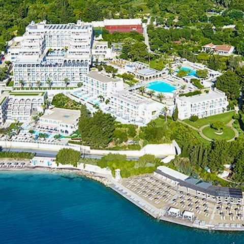 Upgrade of energy systems with renewable energy technologies for MARBELLA CORFU HOTEL 5*